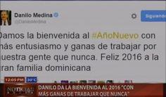 Danilo Da La Bienvenida Al 2016 Con Más Ganas De Trabajar Que Nunca #Video