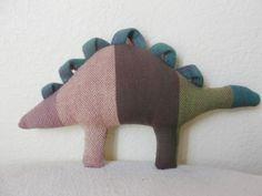 Girasol Felice Wrap Scrap Stegosaurus Lovey