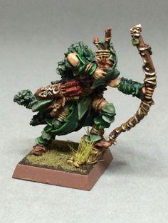 Warhammer Fantasy Wood Elf Waywatcher