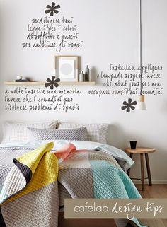 Camere da letto, smart tips