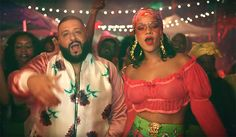 """DJ Khaled Premieres """"Wild Thoughts"""" Featuring Rihanna And Bryson Tiller – BreatheHeavy.com"""