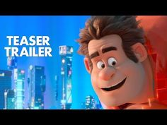 It's teaser trailer time. Check out Wreck-it Ralph 2. This time, Ralph's inside the Internet! Let's hope he doesn't wreck it.