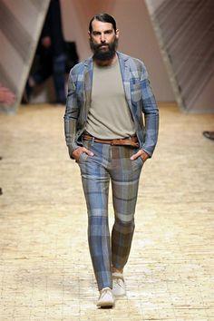Milano Moda Uomo: tendenze primavera 2014 http://www.tentazionefashion.it/milano-moda-uomo-tendenze-primavera-2014/ #man #modauomo #fashion #look #tendenze #novità #MMU Missoni m RS14 1132