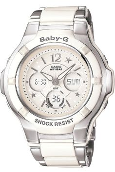 Casio Baby G-Shock BGA-120C-7B1ER | the Watch Hut