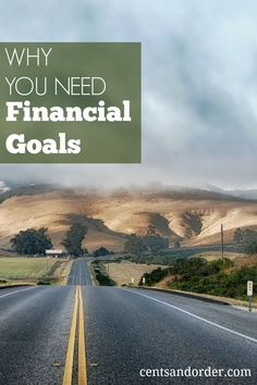 Tired of wondering where your money went each month? Start telling your money where to go by creating a financial  plan and setting goals.