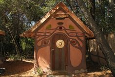 Stay in a Fairytale Gingerbread House in Geyserville, California