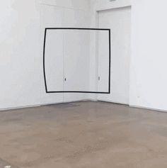 Esta loca pieza de arte hará que tu mente explote