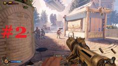 BioShock Infinite #2 Acoperișul centrului Comstoc