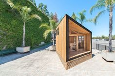 Small Prefab Homes - Prefab Cabins: The Wedge Prefab Cabins in California State Parks http://cabins.prefabium.com/2015/11/prefab-cabins-studios-and-sheds-by-kanga.html