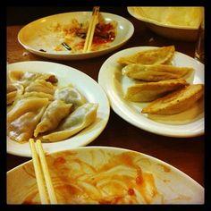 Dumplings at Chop Chop | 21 Incredible Things To Eat In Edinburgh Right Now