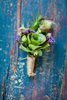 Loving this boutonniere. Photography by watson-studios.com, Floral Design by Cathy Moss, Bill + Jeanne Tapp