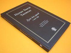 Henry David Thoreau - Życie bez zasad [NOWA]