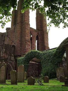 Arbroath Abbey - Scotland