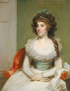 Matilda Caroline Cruger, c. 1795. Anon