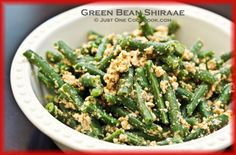 Green Bean Shira-ae Salad | Easy Japanese Recipes at Just One Cookbook