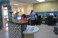 Office tour photos for the office of Pediatric Dentist Dr. Marilou Navarro in San Jose, California and the surrounding cities of Milpitas, Saratoga, Cupertino and Santa Clara, CA. Pediatric Dentist, Santa Clara, Orthodontics, Dental Care, Pediatrics, The Office, Front Desk, Dentistry, Tours
