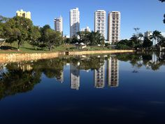 Lago das Rosas - Goiania/GO