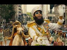 The Dictator Trailer (Sacha Baron Cohen)