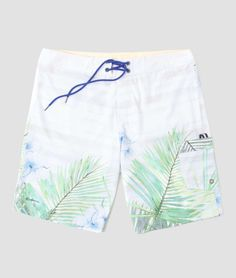 Richards - BERMUDA SURF TROPICAL STRIPES - Masculino / Promoção progressiva / Especial
