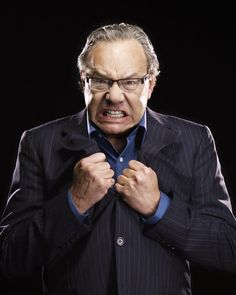 Free Zone Media Center News: VIDEO,  Lewis Black - Stand Up Comedy, CAUTION LAN...