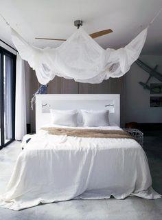 33 Incredible White Canopy Bedroom Ideas [ Wainscotingamerica.com ] #bedroom #wainscoting #design
