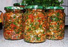 Zarzavat de ciorba, pentru iarna (fara conservant) Salsa, Mason Jars, Food, Juice, Essen, Mason Jar, Salsa Music, Meals, Yemek
