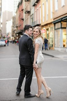 Engagement Party | Elyse & Jack | Tying the Knot Wedding Coordination | New Orleans Weddings| Canal Street