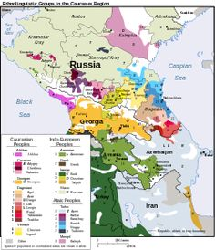 100 Map of Russian Siberia ethnic groups of Russia 100