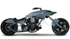 Orange County Choppers - #OCC - B-2 Bomber Bike. I WAS THERE WHEN THEY PRESENTED THIS BIKE!