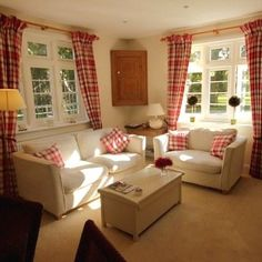 Book your holiday at Stracey Cottage - Quality self-catering accommodation in East Riding Living Room Red, Cottage Living Rooms, Cottage Lounge, Country Hotel, Country Decor, Country Living, Cute Cottage, Cottage Style, Luxury Holiday Cottages