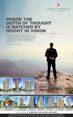 Trinity World - Full Page - Press Ad