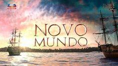 REDE DAS NOVELAS: NOVO MUNDO | Estreou Fraco Na SIC Em Portugal Com ...