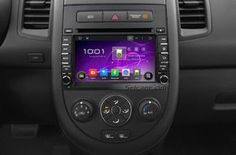 11 steps to install 2012 2013 2014 KIA SOUL Radio with touch screen navigation system