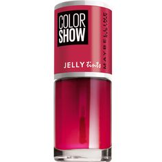 vernis ongles colorshow collection jelly tints - Vernis Color Show