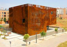 IGC Tremp,Cortesia de Oikosvia Arquitectura