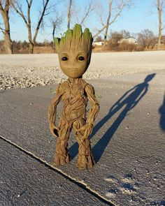 baby Groot... Flora Colossus, Marvel Avengers, Marvel Comics, Groot Guardians, I Am Groot, Rocket Raccoon, Marvel Characters, Guardians Of The Galaxy, Marvel Universe