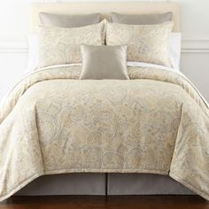Liz Claiborne Amhurst 4-pc. Comforter Set