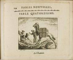 Claude Gillot, The Camel, 1719, Harvard Art Museums/Fogg Museum.