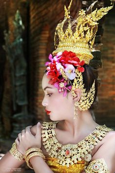 world-ethnic-beauty:  Thai