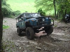 Post a pic of your Rover! - Page 25 - Pirate4x4.Com : 4x4 and Off-Road Forum