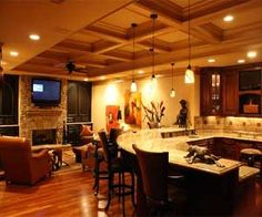 Remodel your basement with Cardinal Construction