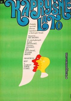 Czech New Wave (Terry posters)