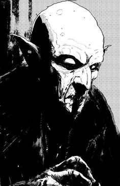 Nosferatu by T-RexJones | Twisted Art For Twisted Minds