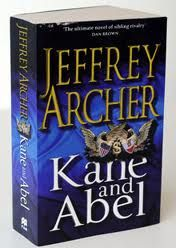 Books worth Reading: Kane and Abel by Jeffrey Archer.