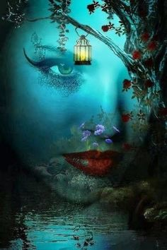 through the mystic. so dark and mystic Fantasy Kunst, Fantasy Art, Sacred Spirit, Fairy Art, Fantasy World, Fantasy Life, Mythical Creatures, Belle Photo, Faeries