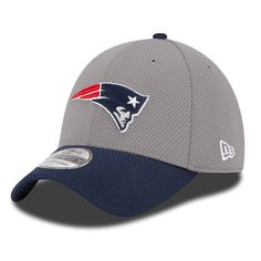 8a6e23dd95f New Era 2015 Training 39Thirty Flex Cap-Gray Navy. Super Bowl WinnersNew  England Patriots LogoFlex Fit HatsGillette ...
