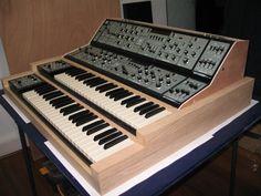 Dual Roland SH-5