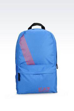 Men Backpack EA7 - EA7 Official Online Store Armani Store, Men's Backpack, New Man, Emporio Armani, Sportswear, Men's Fashion, Backpacks, Bags, Shopping