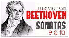 Ludwig Van Beethoven Piano & Violin Sonatas 9 And 10 Classical Music HQ