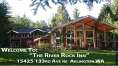 This video is about River Rock Inn